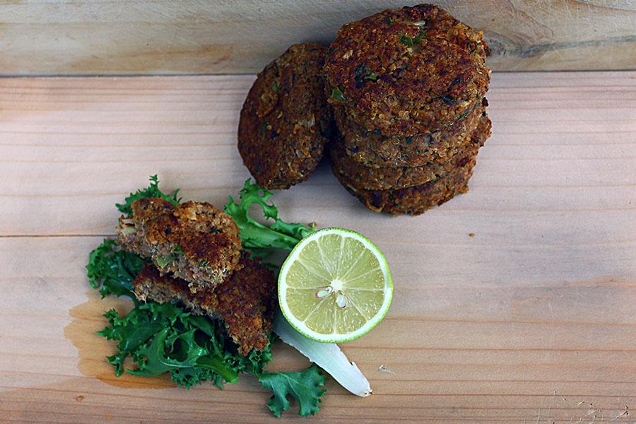 Tuna And Sardine Fish Cakes
